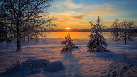 Solstizio d'inverno e rinascita
