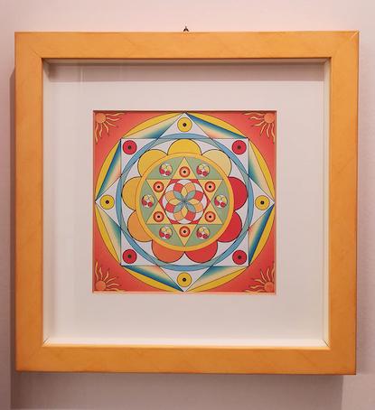 Mandala degli astri – promo