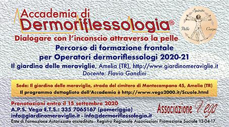 Accademia di Dermoriflessologia a Amelia (TR)
